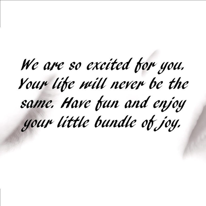 Baby Card Messages - Wishes Messages Sayings : Baby Shower Card Message From Grandparents For Kids