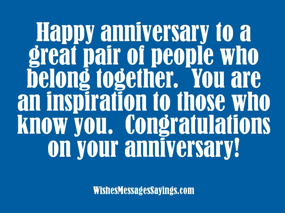 Anniversary messages wishes messages sayings picture bookmarktalkfo Images