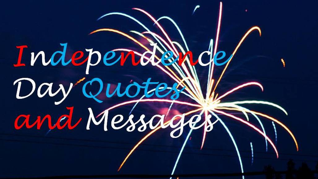 fourth of card messages wishes messages sayings