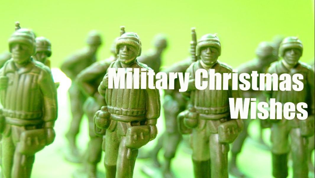 Military Christmas Messages