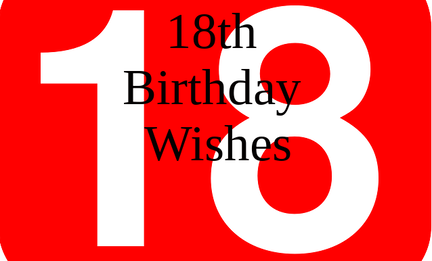18th Birthday