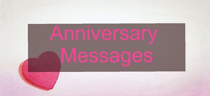 Anniversary messages wishes messages sayings anniversary wishes m4hsunfo
