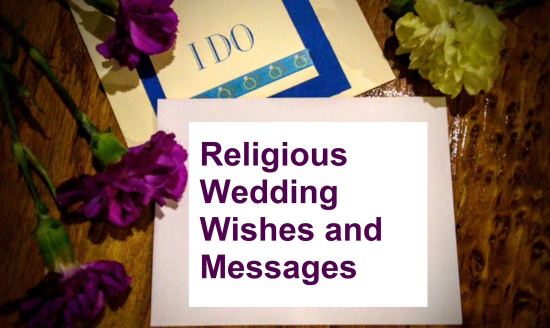 Religious Wedding Messages - Wishes Messages Sayings